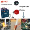 Portable Cheap Oxyhydrogen Cooper Welding Machine/Oxyhydrogen Flame Water Welding Machine OH200