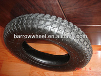 Wheelbarrow tire 13x325/300-8