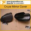 Car accessoires of Carbon fiber Cruze Side Mirror Cover