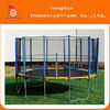 Trampoline with safety net 6ft -16ft