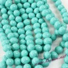 Cheap Natural strand round shell pearl beads wholesale