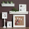 FU-12090 wooden wall decorations for bedroom