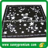 Black-white cotton bandana
