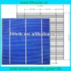 2012 High Efficiency Polycrystalline Solar Cells 3x6 4.25W