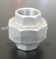 Union F/F ASTM A 351 pipe fitting