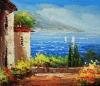 2025DZH Landscape Oil Painting