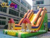 7m Height inflatable slide for commercial use