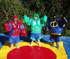 sumo suits, Superheros sumo wrestling suit G6073