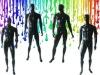 2012 M01 lifelike plastic male mannequins mannequin plus size