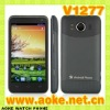 MTK6577 Mobile Phone Star V1277 Real 8MP Camera 4.3inch capacitive touch screen android4.0.4 3G Dual Sim Smart Phone