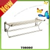 Best Stainless Steel Towel Rack T2056 made of AISI 304 stainless steel , polilshed finished