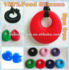 Silicone Necklace And Bracelet/charm trinket pretty And Funny Goods