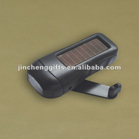 Solar Dynamo flashlight/LED torch
