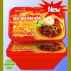 pork strips in spicy sweet and sauce food/self heating rice/ Meal ready to eat/