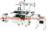 Hot molding machine