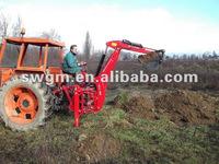 CE certificate European style 20-140HP Tractor Backhoe