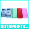 cheap colorful eco-friendly 100% silicone mobile phone case with pantone colors
