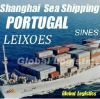 Shanghai/China to PORTUGAL sea shipping/FCL/LCL, Shanghai/China to LEIXOES, SINES sea shipping/FCL/LCL