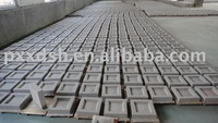 Micro-porous ceramic filter brick for water treatment etc.