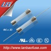 Glass Fuse Tube 6*30mm with lead 250V