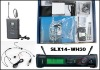 SLX4 WH30 Wireless church Microphone
