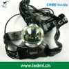 XML T6 cree led headlamp