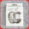 Portable 3 in 1 kit Mini USB Wall Charger Car Charger with Cable for iPhone