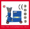 KL300C Wheat straw pelletizer with CE