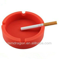 2012 Fashion silicone ashtray