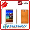 6 inch dual camera MTK6577 dual core, 1.2GHz,cortex A9 N9776 GPS smart phone
