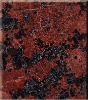 Finland red granite
