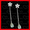 fashion jewelry manufacturer sterling silver earring needle
