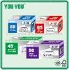 Boxed Envelope Security or Plain white in V-flap or gummed