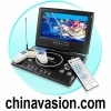 Portable TV with DVD and Swivel Screen