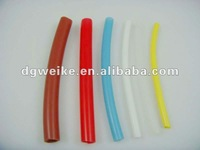 flexible silicone hose with FDA,LFGB ROHS CERTIFICATE for industrial/medical