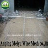 Hot-dipped Galvanzied & PVC Coated Gabion Wire Mesh