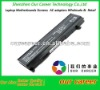 laptop battery PA3465U for Toshiba Equium A110 A100series M50 M70 battery 10.8V 6600MAh