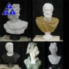 Natural Solid Stone Marble Portrait Bust