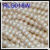 Wholesale 9-10mm Natural Freshwater Near Round Pearl Necklace