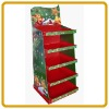 Nice Paper POP Display Stand for Celebrating Christmas
