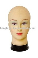 Training head, Mannequin head,Model head,Hair Mannequin head