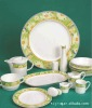 GH-DS-05 fine bone china dinnerware set