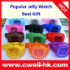 Promotional Silicone jelly watches best wrist watch Gift item