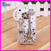 Perfume Bottle Jeweled Bling Bling Cell Phone Case for iphone 5g