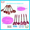 Red Small Kichenware Utensils Food Grade With Stainless Steel Connection