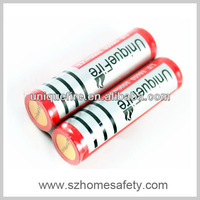 Shenzhen UniqueFire 18650 Li-ion Rechargerable Battery 3000mAh