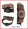 Classic stlyle spiked dog collars