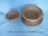JM7397 willow basket, basketry, wicker basket,