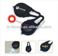 Carabiner LED Solar Flashlight