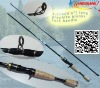 "6'6"" bass fishing casting Rod"